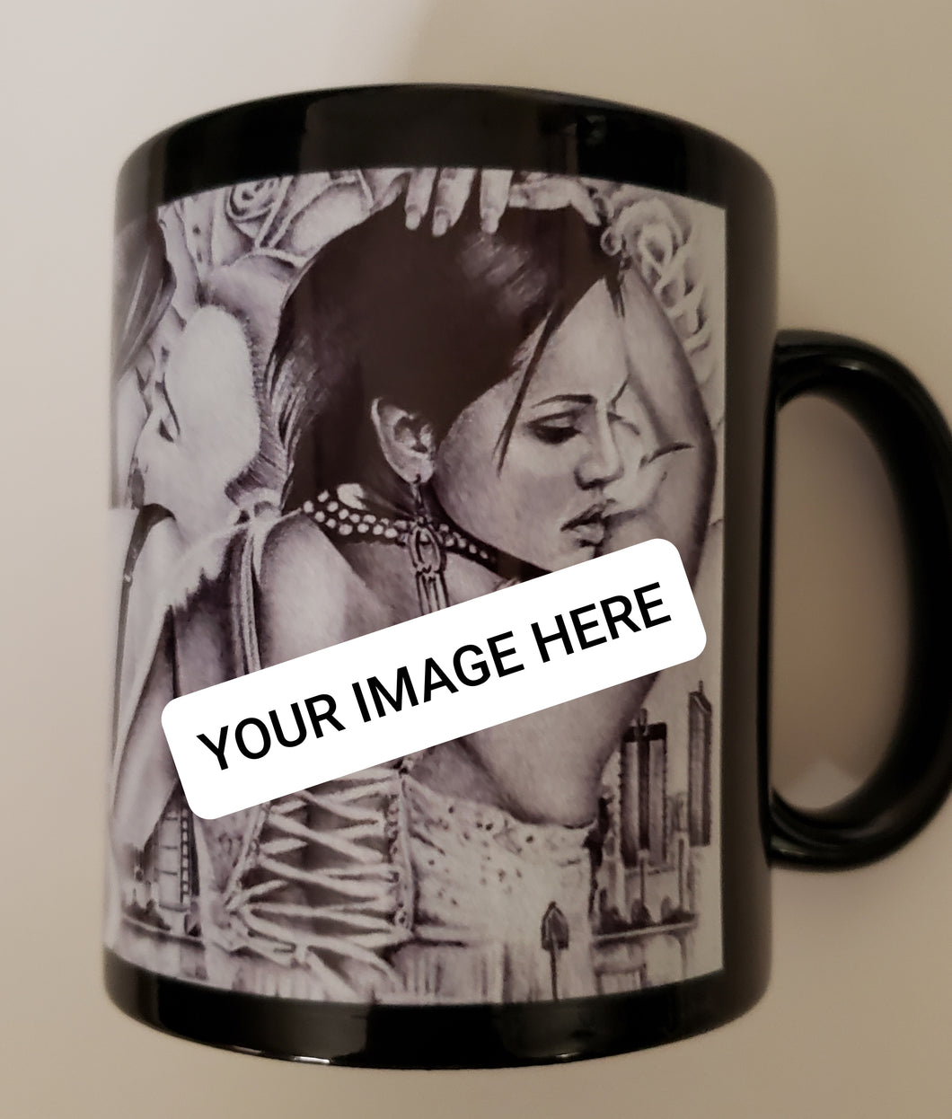 Custom Coffee Mug (YOUR IMAGE)