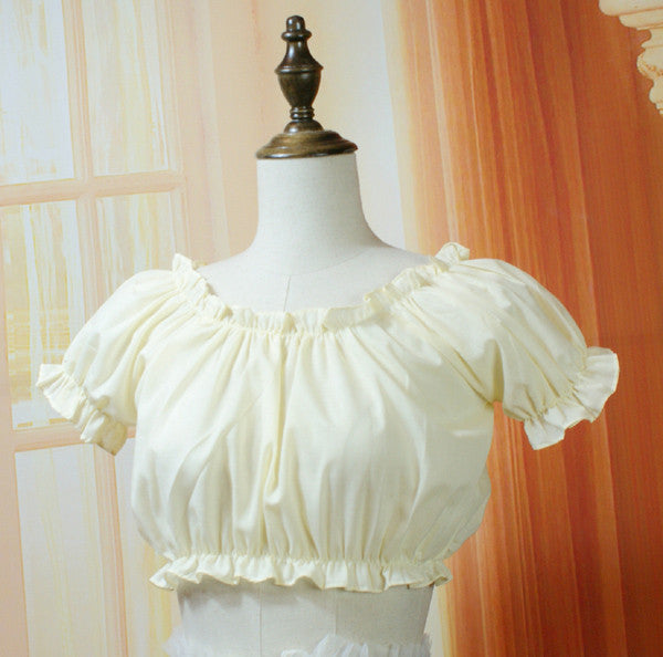 c6350ec58103cc Victorian Blouses (5 Colors Available)