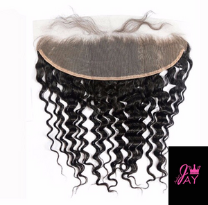 13x4 Brazilian Frontals (Any Length/Texture)
