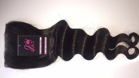 Brazilian Lace Closures (Any Length/Texture)