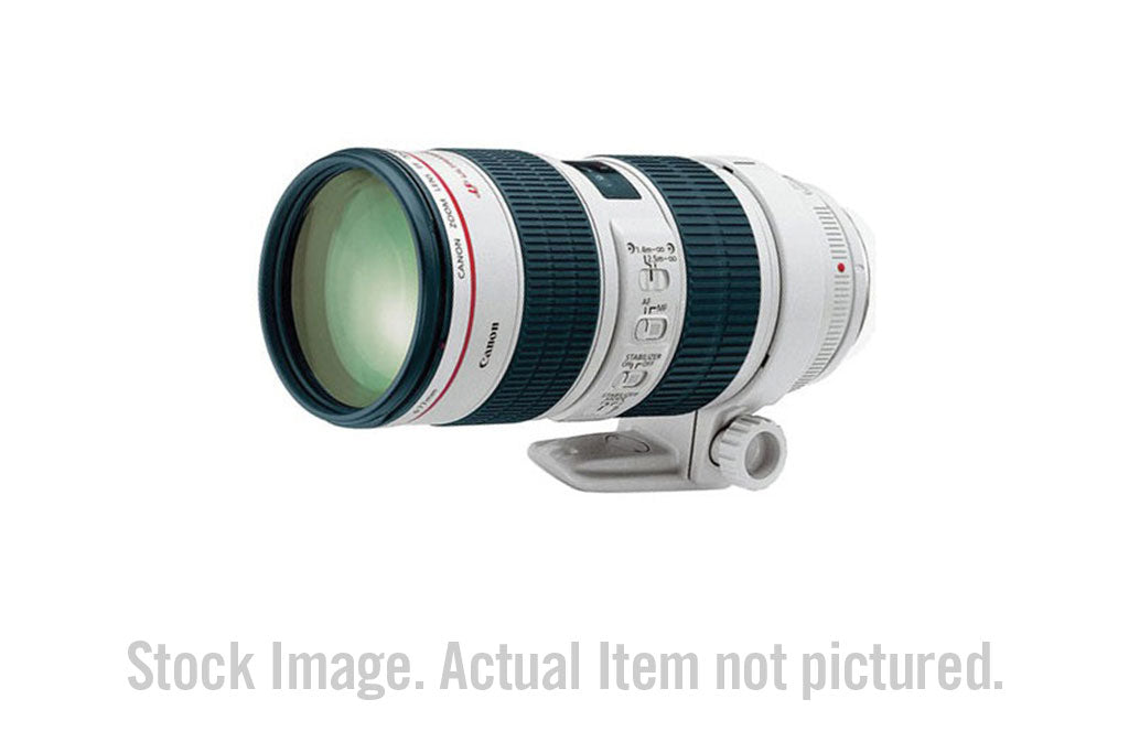 Canon EF 70-200mm f/2.8L IS