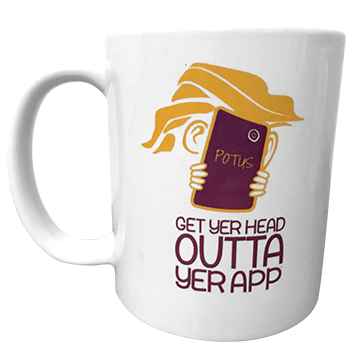 POTUS Coffee Mug