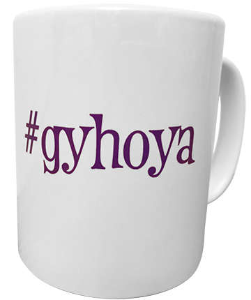 #gyhoya Coffee Mug