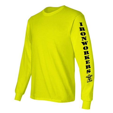 SPO Yellow Long Sleeve - all-trade-apparel.