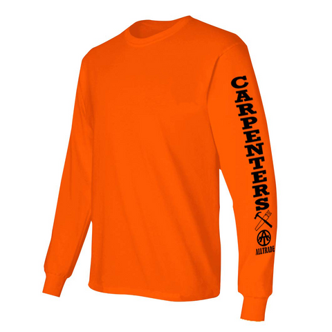SPO Orange Long Sleeve