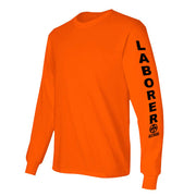 SPO Orange Long Sleeve - all-trade-apparel.