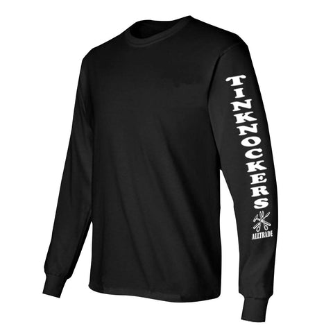 SPO Black Long Sleeve - all-trade-apparel.