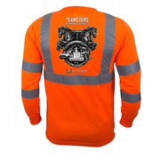 Teamster Reflective Long Sleeve - all-trade-apparel.