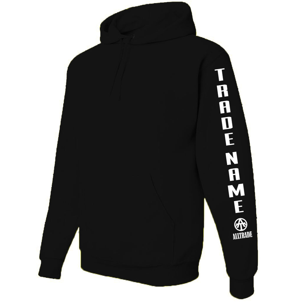 SPO Black Hoodie - all-trade-apparel.