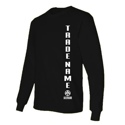 FPO Black Long Sleeve - all-trade-apparel.