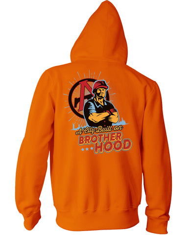Brotherhood Hoodies - all-trade-apparel.