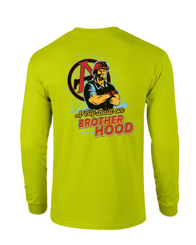 Brotherhood Long Sleeve - all-trade-apparel.