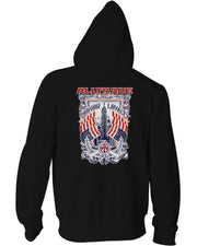 Honor Loyalty Hoodie - all-trade-apparel.
