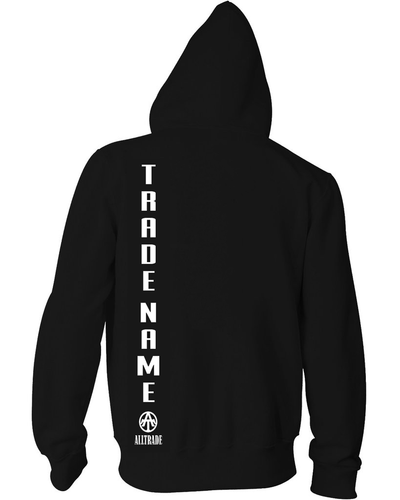 BPO Black Hoodie - all-trade-apparel.