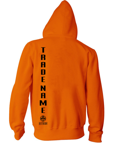 BPO Orange Hoodie - all-trade-apparel.
