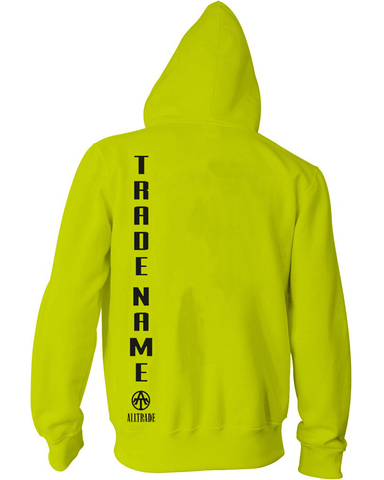 BPO Yellow Hoodie - all-trade-apparel.