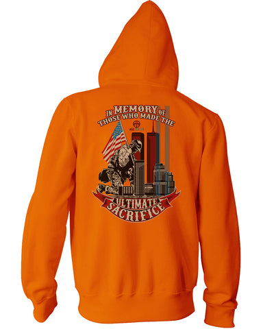 Ultimate Sacrifice Hoodie - all-trade-apparel.