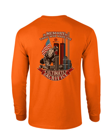 Ultimate Sacrifice Long Sleeve - all-trade-apparel.