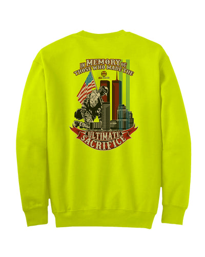 Ultimate Sacrifice Sweatshirt - all-trade-apparel.