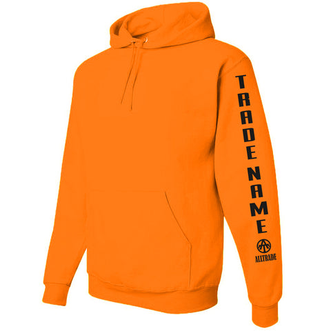 SPO Orange Hoodie - all-trade-apparel.