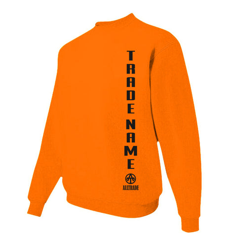 FPO Orange Sweatshirt - all-trade-apparel.