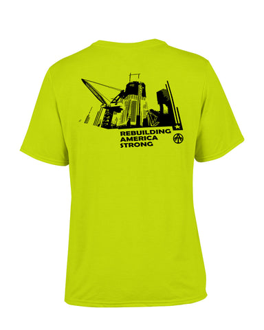 Rebuilding America T-Shirt - all-trade-apparel.
