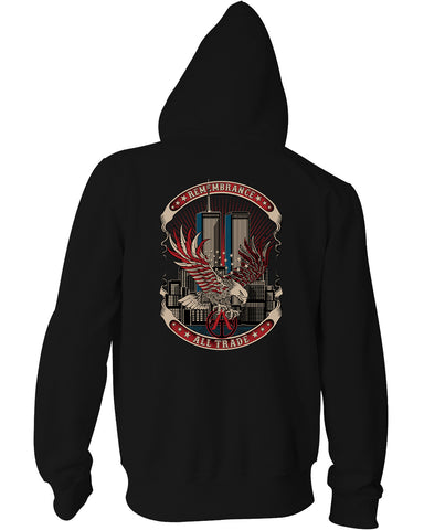 Remembrance Hoodie - all-trade-apparel.
