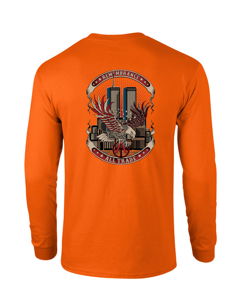 Remembrance Long Sleeve - all-trade-apparel.