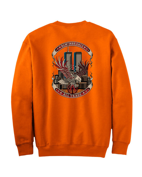 Remembrance Sweatshirt - all-trade-apparel.
