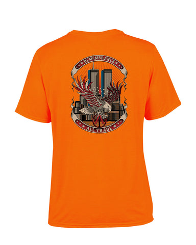 Remembrance T-shirt - all-trade-apparel.