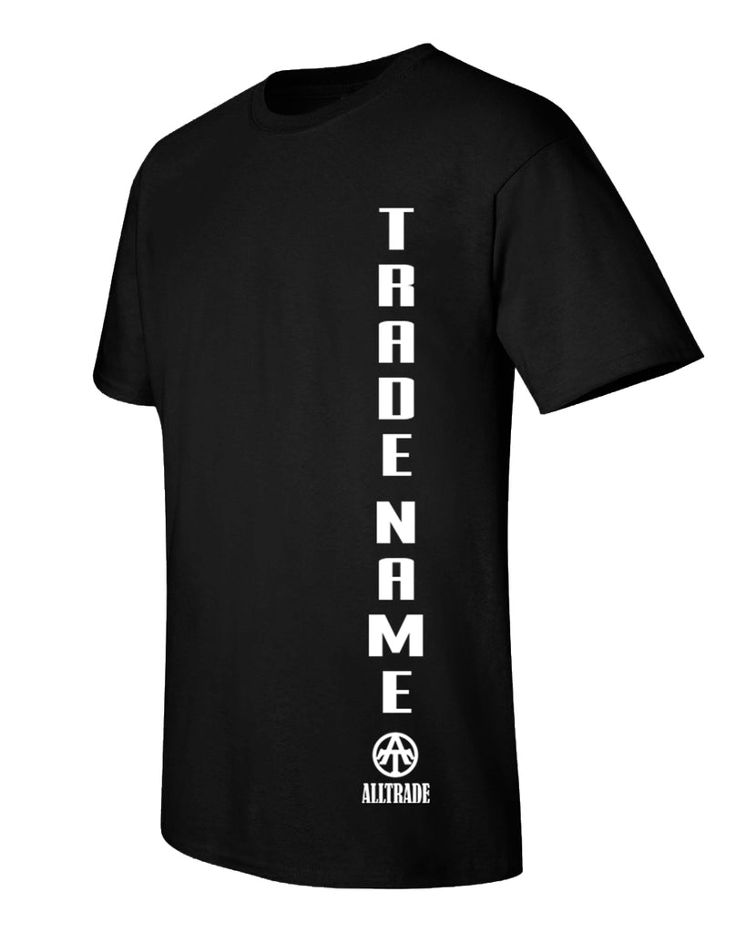 FPO Black T-Shirt - all-trade-apparel.