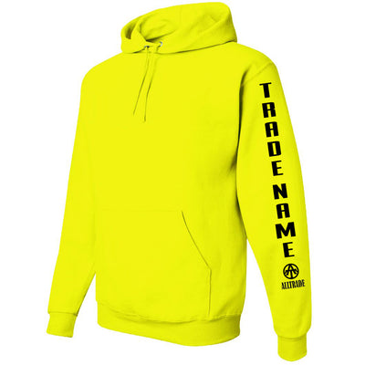 SPO Yellow Hoodie - all-trade-apparel.