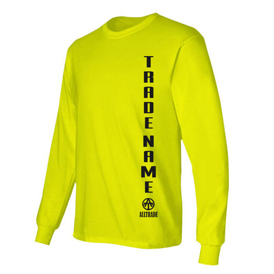 FPO Yellow Long Sleeve - all-trade-apparel.