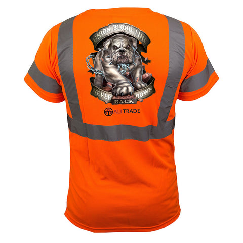 Bulldog Reflective T-Shirt
