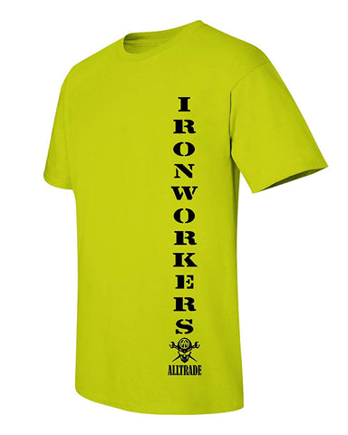 FPO Yellow T-Shirt - all-trade-apparel.