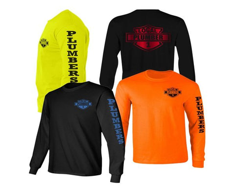 Long sleeve Locals - all-trade-apparel.