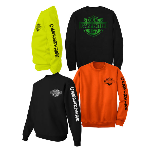 Local Sweat shirts - all-trade-apparel.