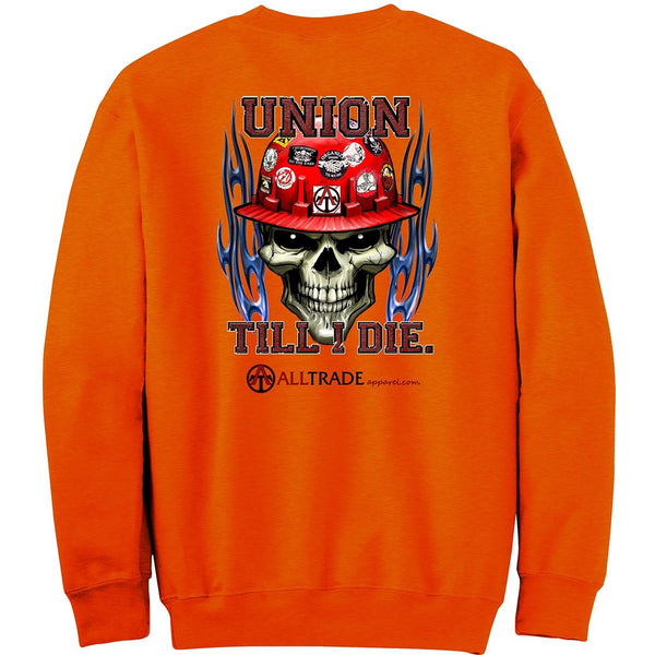 Union Till I die - all-trade-apparel.