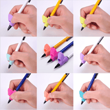 Kid Pencil Holder Pen Writing Aid Grip Posture Correction Device