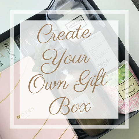 Self-Curated Gift Boxes