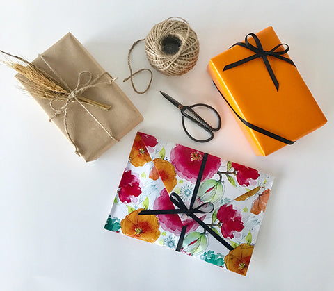 Gift Wrapping Workshops Ivy Studio