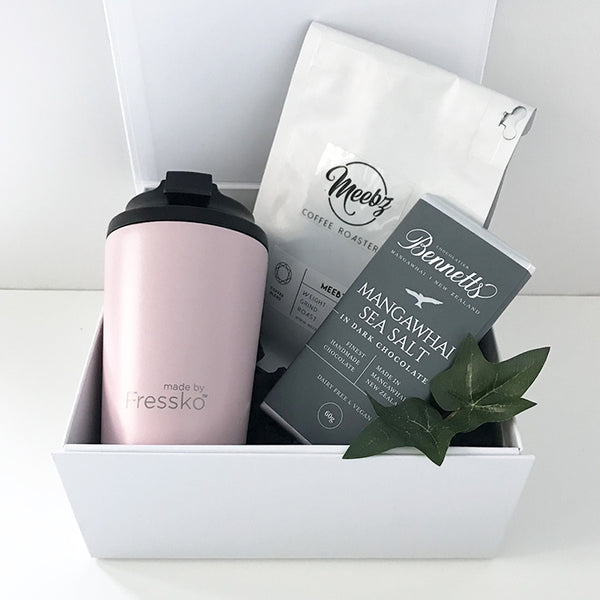 FLOSS - Coffee to Go gift box