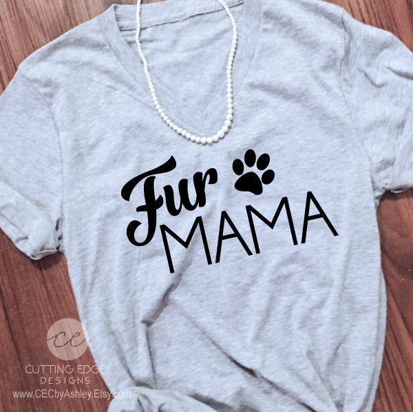 e25af017fa dog mom shirt, loose v-neck, Funny shirt, S-2XL, Dog Mama, Dog Lover ...