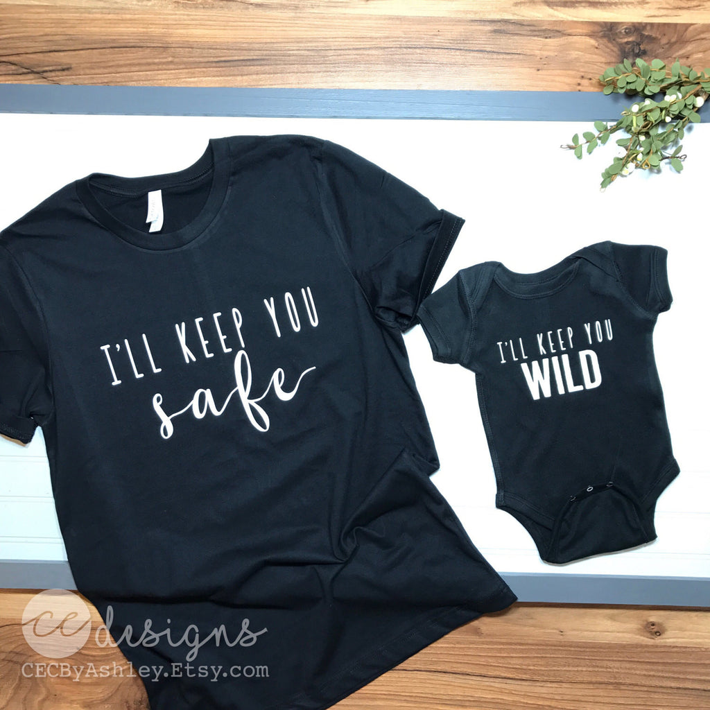 c4695e5d ... mommy and me - mom and son shirt - SET OF 2 SHIRTS - matching shirts ...