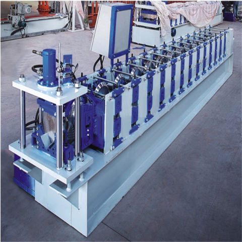 V type rail forming machine