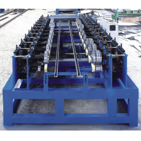 Decorative buckle forming machine
