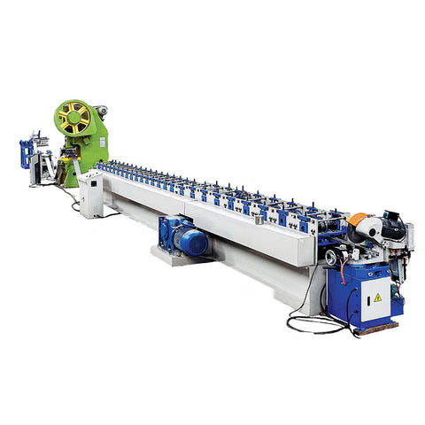 Photovoltaic stents forming machine