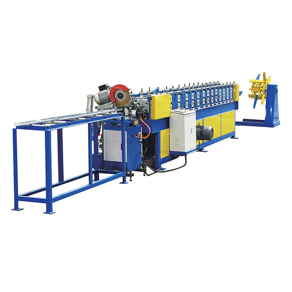 2 in 1 keel forming machine