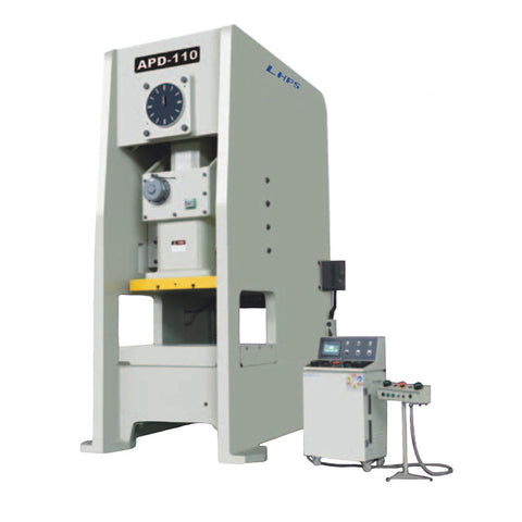 APD semi-closed high-precision steel frame press machine