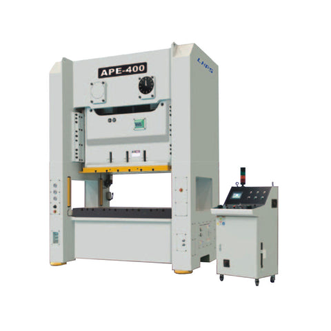 APE closed double-crank precision steel frame press machine